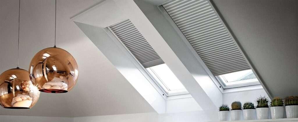 Окна в потолке